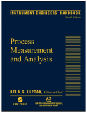 INSTRUMENT ENGINEERS' HANDBOOK Fourth Edition Process Measurement and Analysis VOLUME I