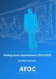 Rolling stock requirements 2014-2019