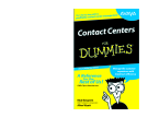 Contacd Centers for Dummies
