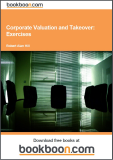 Corporate Valuation and Takeover Exercises