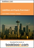 Liabilities and Equity Exercises I