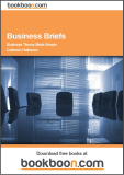 Business Briefs: Business Theory Made Simple