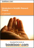 Introduction to Scientific Research Projects