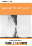 Energy supply in the earlier industrial era