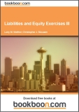 Liabilities and Equity Exercises III