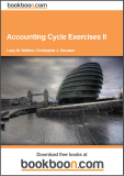 Accounting Cycle Exercises II