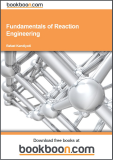Fundamentals of Reaction Engineering