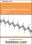 Chemistry Maths 1