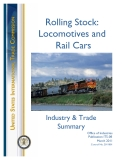 Rolling Stock: Locomotives and Rail Cars
