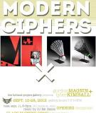MODERN  CIPHERS FULL