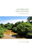 HIGH CARBON STOCK  FOREST STUDY REPORT