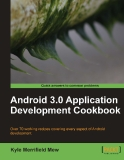 Android 3.0 Application Development Cookbook