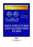 .Data Structures & Algorithms in Java