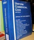 Report on Research into the 1994 Revisions to Article 8 of the Uniform Commercial Code