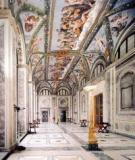 The Cucurbit Images (1515–1518) of the Villa Farnesina, Rome