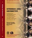 STRINGS AND GEOMETRY - Clay Mathematics Proceedings Volume 3