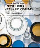 Sách: RECENT ADVANCES IN NOVEL DRUG CARRIER SYSTEMS