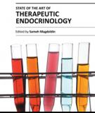 STATE OF THE ART OF THERAPEUTIC ENDOCRINOLOGY