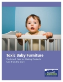 Toxic Baby Furniture: The Latest Case for Making Products   Safe from the Start
