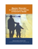 Bipolar Disorder in Children and Teens: A Parent's Guide National Institute of Mental Health