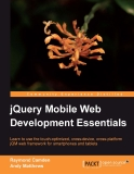 jQuery Mobile Web Development Essentials