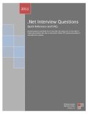 Net Interview Questions Quick Reference and FAQ