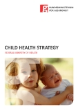 CHILD HEALTH STRATEGY FEDERAL MINISTRY OF HEALTH