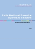 Public Health and Prevention Expenditure in England