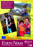 IMPROVEMENT OF MATERNAL AND CHILD HEALTH IN KAZAKHSTAN