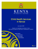 Child Health Services  in Kenya