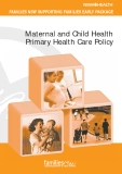 Maternal and Child Health  Primary Health Care Policy