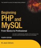 Beginning php and mysql from novice to professional 4th edition