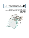 Assessment of Control Technology Options For Petroleum Refineries in the Mid-Atlantic Region Final Report