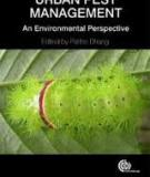 URBAN PEST MANAGEMENT: AN ENVIRONMENTAL PERSPECTIVE
