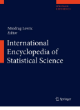 International Encyclopedia Of Statistical Science