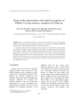 "Báo cáo "" Study on the characteristics and catalytic properties of Pt/SBA-15 in the selective oxidation of D-Glucose """