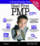 Sách Head First PMP