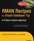 RMAN Recipes for Oracle Database 11g:A Problem-Solution Approach