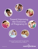 Toward Improving the Outcome of Pregnancy III