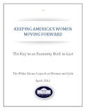 KEEPING AMERICA'S WOMEN MOVING FORWARD