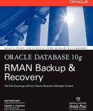 Oracle Database 10g RMAN Backup & Recover