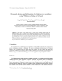 "Báo cáo "" Research, design and fabrication of a high-power combiner using Wilkinson bridge of L-band """