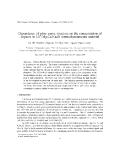 "Báo cáo ""Dependence of glow curve structure on the concentration of dopants in LiF:Mg,Cu,Na,Si thermoluminescent material """