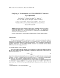 """Báo cáo """"  Studying of characteristic of GEM40P4 HPGE detector by experiment """""""
