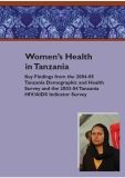 Women's Health  in Tanzania