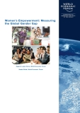 Women's Empowerment: Measuring the Global Gender Gap