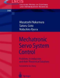 Lecture Notes in Control and Information SciencesEditors: M. Thoma