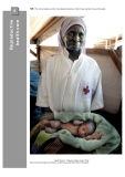Health Centre - Treguine refugee camp, Chad  Daniel Cima/International Federation of Red Cross and Red Crescent Societies