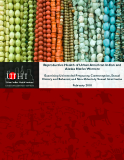 Reproductive Health of Urban American Indian and  Alaska Native Women: Examining Unintended Pregnancy, Contraception, Sexual  History and Behavior, and Non-Voluntary Sexual Intercourse