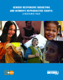 Gender responsive BudGetinG  and Women's reproductive riGhts:  A RESOURCE PACK